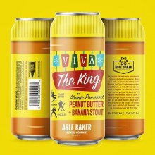 Able Baker Viva The King Can