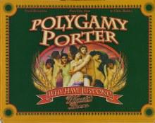 Wasatch Polygamy Porter 6pk