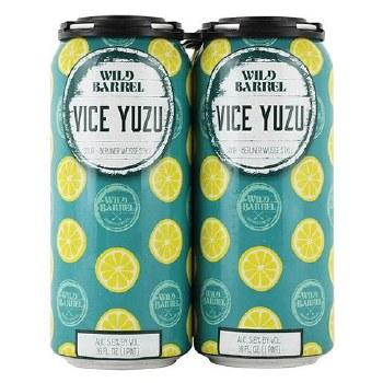 Wild Barrel Vice Yuzu