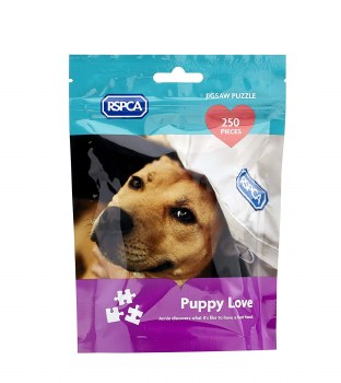 GIBSONS RSPCA PUPPY LOVE 250P