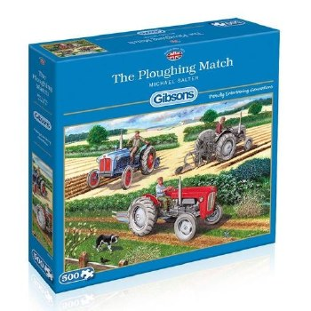 GIBSONS THE PLOUGHING MATCH