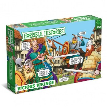 HORRIBLE HISTORIES 250PCS
