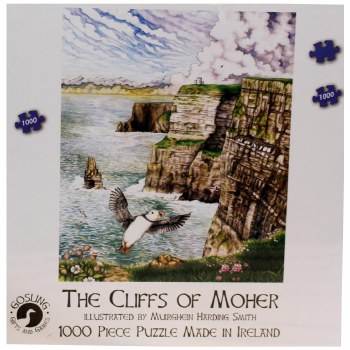 1000 PCE CLIFF OF MOHER