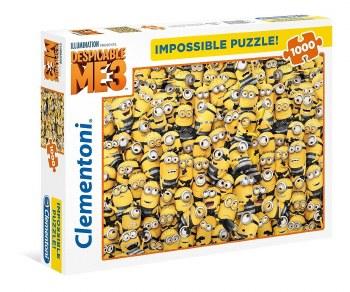 1000 PC IMPOSSIBLE MINIONS