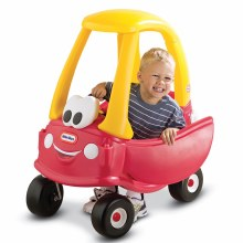 L/T COZY COUPE RED/YELLOW