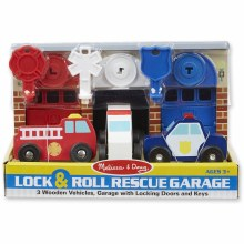 M&D LOCK AND ROLL GARAGE