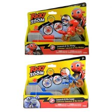 RICKY ZOOM LAUNCH & GO