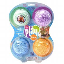 PLAYFOAM-CLASSIC 4PK