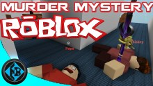 ROBLOX MURDER MYSTERY GAME