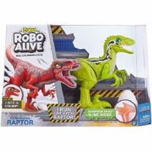 ROBO ALIVE RAMPAGING RAPTOR