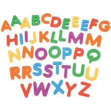 KIDY BOARD 40 MAGNETIC LETTERS