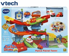 TOOT-TOOT DRIVER POLICE PATROL