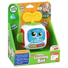 LP BUSY LEARNING BOT