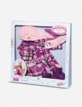 BABY ANNABELL DELUXE COAT SET