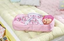 BABY BORN 2IN1 SLEEPING BAG