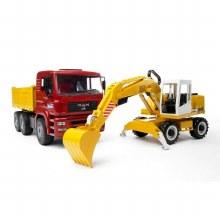 BR CONSTRUCTION TRUCK/EXCAVATR