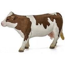 13801 SCH SIMMENTAL COW