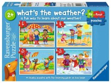 3057 WHATS THE WEATHER 4 IN A