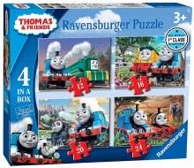 6937 THOMAS & FRIENDS 4 IN BOX
