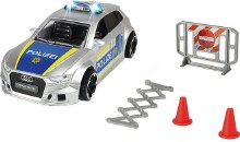 DICKIE TOYS AUDI RS 3 POLICE