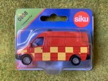 0808 SIKU COMMAND CAR