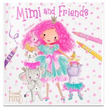 10623 TM MIMI & FRIENDS COLOUR