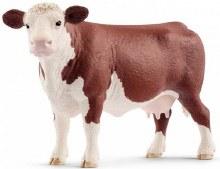 13867 SCH HEREFORD COW
