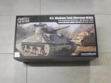 US SHERMAN TANK M4A3 1.24