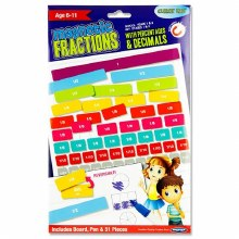 CLEVER KIDZ MAGNETIC FRACTIONS