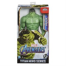 AVENGERS TITAN HERO HULK DELUX