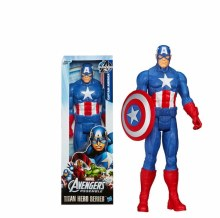 AVENGERS TITAN HERO CAP AMERIC