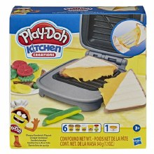 PLAYDOH CHEESY SANDWHICH MAKER