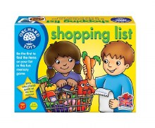 003 ORCHARD SHOPPING LIST