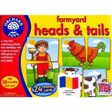 018 ORCHARD FARMYARD HEADS/TAI