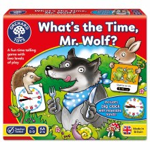 049 ORCHARD WHATS TIME MR WOLF