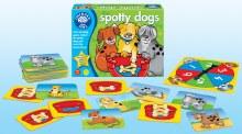 001 ORCHARD SPOTTY DOGS