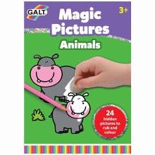 GALT MAGIC PICTURE PAD-ANIMALS