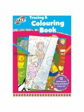 GALT COLOURING BOOK & TRACING