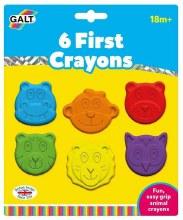 GALT 6 FIRST CRAYONS