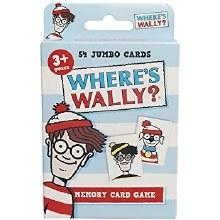 4015 WHERE'S WALLY CARD GAME