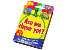 ARE WE THERE YET? CARD GAME