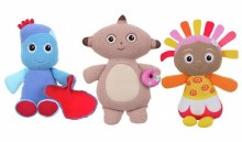 IN THE NIGHT GARDEN SMALL SOFT