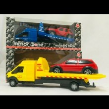 MOTOR ZONE RECOVERY PLAYSET