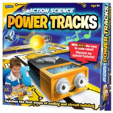 POWER TRACKS ACTION SCIENCE