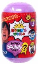 RYAN'S WORLD MYSTERY SQUISHY
