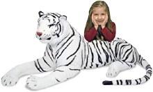 100CM WHITE TIGER