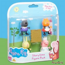 PEPPA PIG STORY TIME FIG