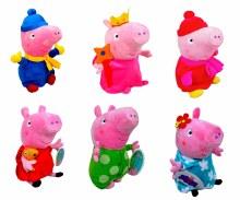 PEPPA PIG STORYTIME  PLUSH