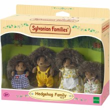 4018 SYL HEDGEHOG FAMILY
