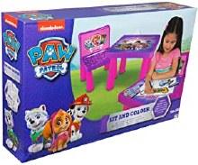 PAW PATROL GIRLS SIT & COLOUR